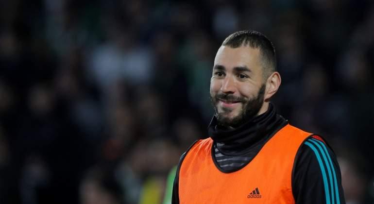 Benzema también se harta de Zidane