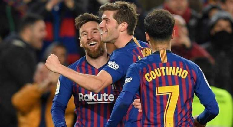 El Barcelona, primer club en la historia que supera los 500 millones en salarios a sus jugadores