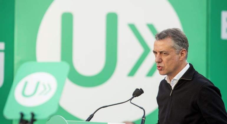 El PNV vence en Euskadi con mejores resultados que en las elecciones de 2012