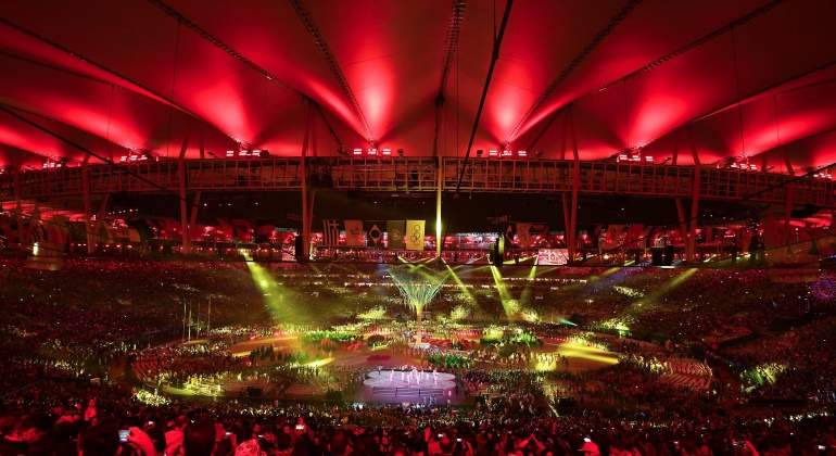 Río se despide de los JJOO y le cede el testigo a Tokio en una deslucida ceremonia de clausura