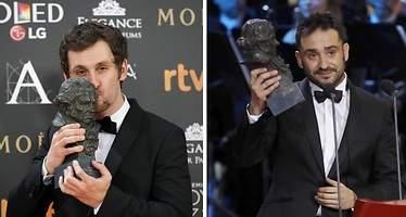 Tarde para la ira, Goya 2017 a la mejor película; Un monstruo viene a verme, triunfadora con nueve premios
