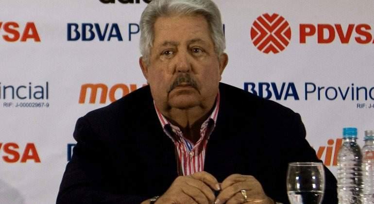 Expresidente del fútbol venezolano se declara culpable en