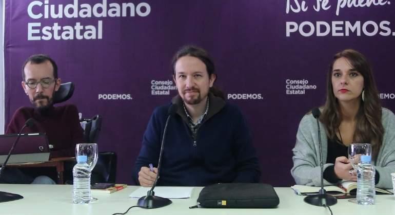 Iglesias presiona a Sánchez para que adelante las elecciones si no hay … da1a5774ff1