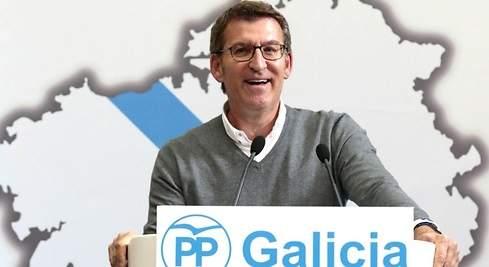 Feijóo gana por mayoría absoluta en Galicia mientras En Marea y PSOE empatan