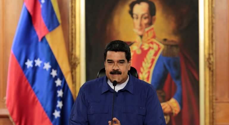 Hace 35 minutosEl Tribunal Supremo de Venezuela devuelve las competenc…