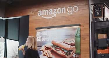 Amazon aplaza la apertura de su primer supermercado sin línea de cajas
