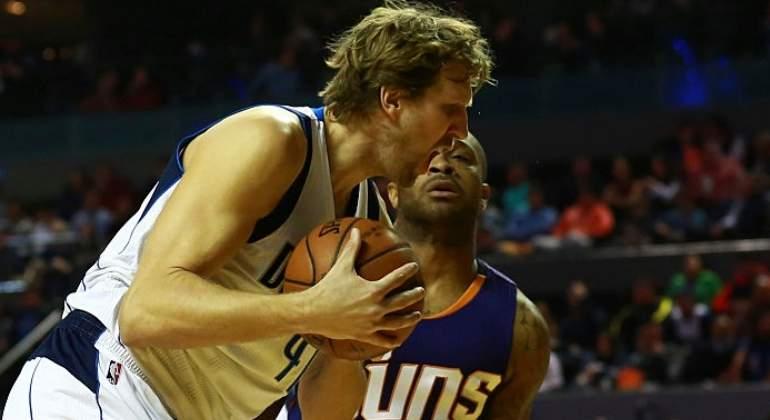 NBA: San Antonio, con Ginóbili, no pudo ante Phoenix