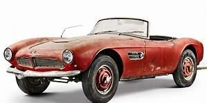 BMW expondrá restaurado el mítico 507 de Elvis Presley