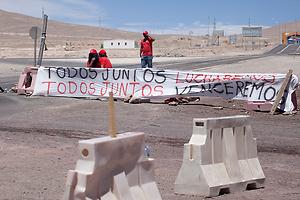 Precio del cobre subió 1,06%, pendiente de las negociaciones en Escondida