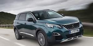 Nuevo Peugeot 5008: mutación de la especie