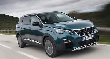 Nuevo Peugeot 5008: mutación de la especie... a mejor