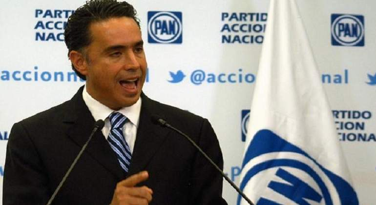 PAN y Guillermo Anaya presentan queja contra Moreira ante CNDH