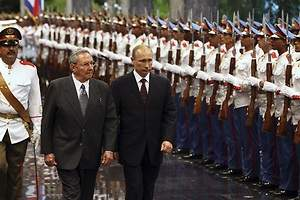 Vuelta a la Guerra Fría en Cuba