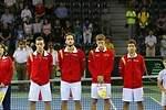 Duro sorteo para España en la Davis
