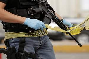 La violencia en México, en cifras