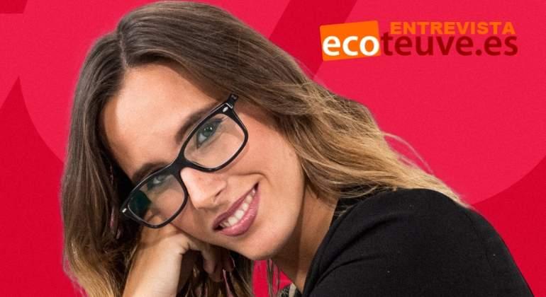 Aroa Moreno Elegida Chica Interviú 2015 Entre Numerosos Rostros
