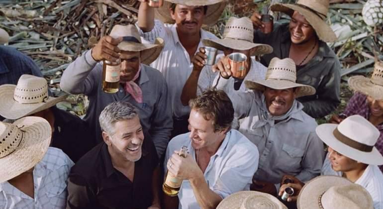 Diageo pagará hasta $1.000 millones por un tequila de George Clooney