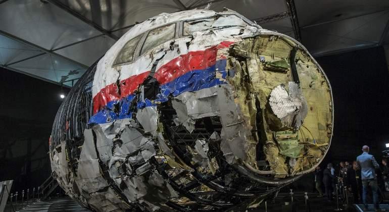 La investigación internacional concluye que el vuelo MH17 fue derribado por un misil prorruso