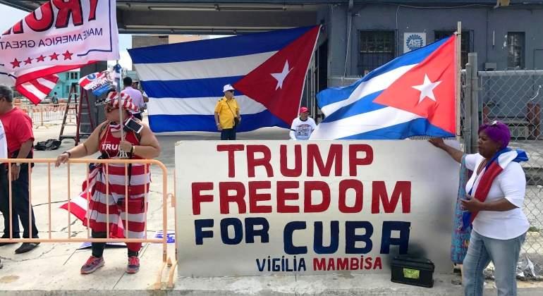 Cuba rechaza extraditar a prófugos de EE UU, como pide Trump