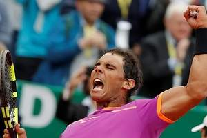 Rafa Nadal gana su décimo Masters de Montecarlo