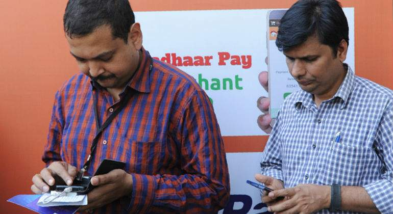 India cashless