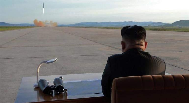 Trump descarta negociar con Norcorea;