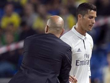 Cristiano y las otras cinco víctimas de la suave mano de hierro de Zidane