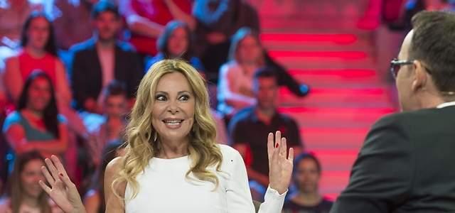 Ana Obregón responde el test de Antonia DellAtte