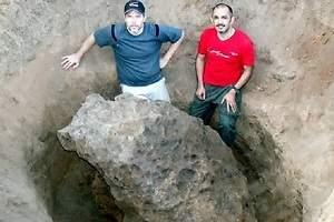 Meteoritos gigantes