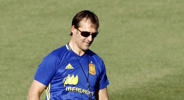 La lección de Lopetegui a Del Bosque en el caso Iker Casillas