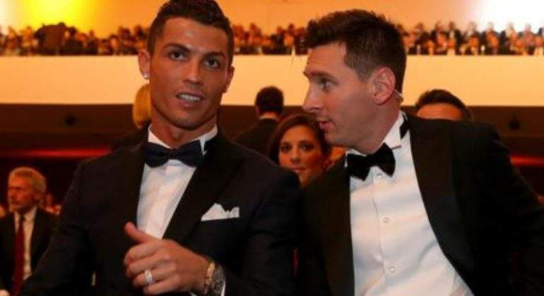 Los problemas crecen — Cristiano Ronaldo