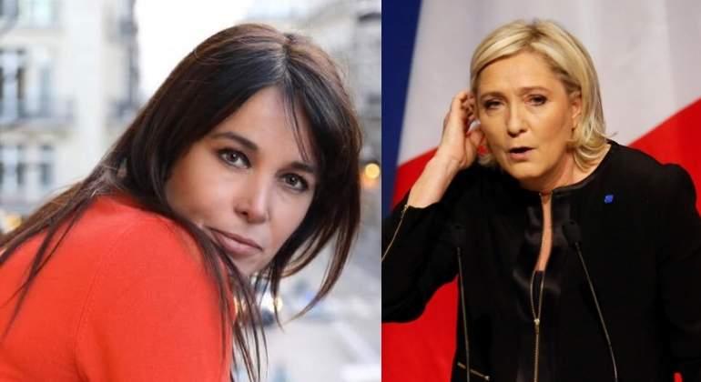 Imputada la jefa de gabinete de Le Pen por el uso indebido de fondos de la UE