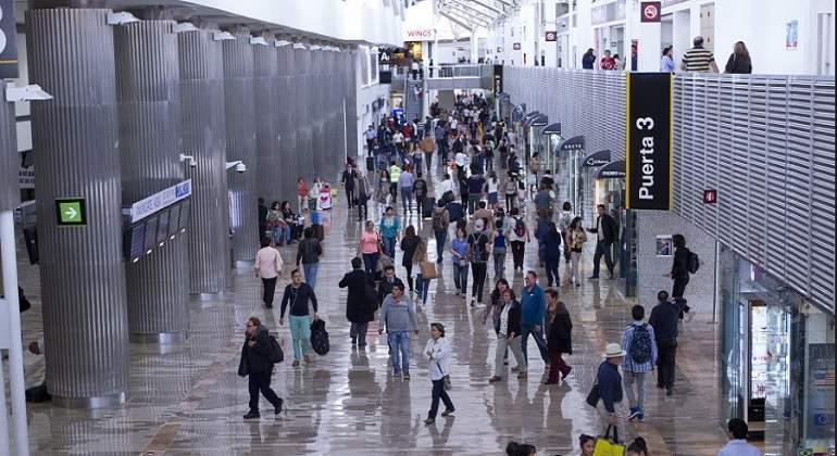 El aeropuerto de la ciudad de m xico lanza dos bonos por for Puerta 6 aeropuerto ciudad mexico