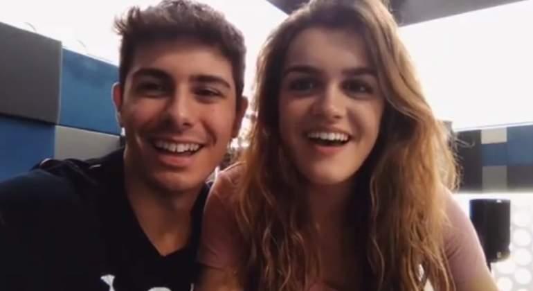 Almaia presenta su candidatura a dúo para ir a Eurovisión
