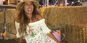María Patiño alimenta los rumores de boda
