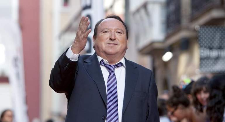 Fernando Esteso vuelve a la tele con una miniserie de TVE