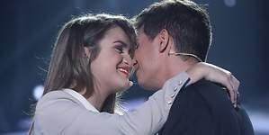 Amaia y Alfred: no ganarán Eurovisión pero se besarán