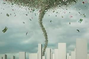 Vienen turbulencias financieras