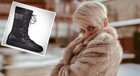 Estas son las botas  que todas quieren