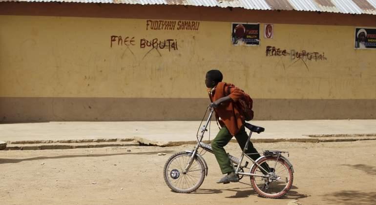 El terrorismo de Boko Haram ha obligado a desplazarse a medio millón y medio de niños en África