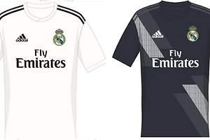 Filtran las camisetas del Real Madrid