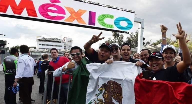 Gran Premio de México, de las mejores carreras en la F1