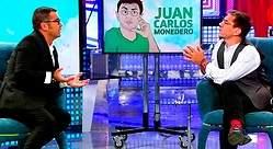 La bronca Jorge Javier-Monedero