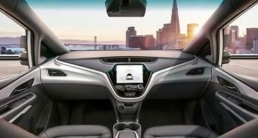 General Motors adelanta la conducción autónoma: presenta un coche sin volante ni pedales que pretende lanzar en 2019