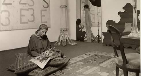 Margherita Stein, pionera del movimiento Arte Povera, protagonista de una exposición