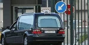 Un radar caza a un coche fúnebre a 130 km/h y con el chófer sin puntos en el carnet