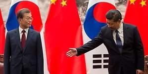 Moon insta a Xi Jinping a incrementar las relaciones