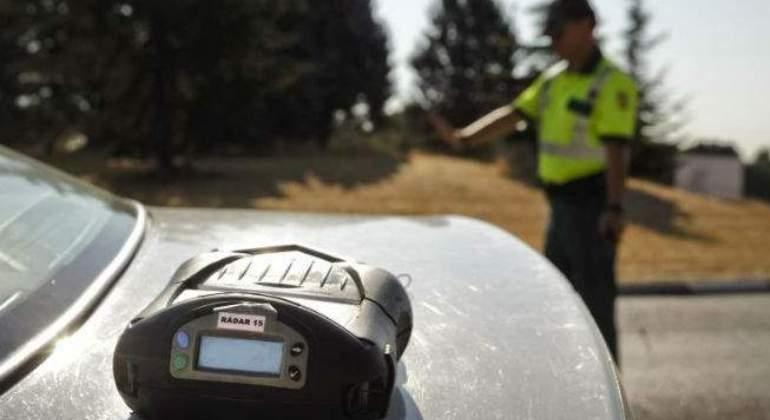 Radares Moviles