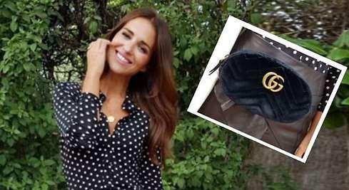 Paula Echevarría presume de riñonera de 850 euros y sus seguidores se indignan