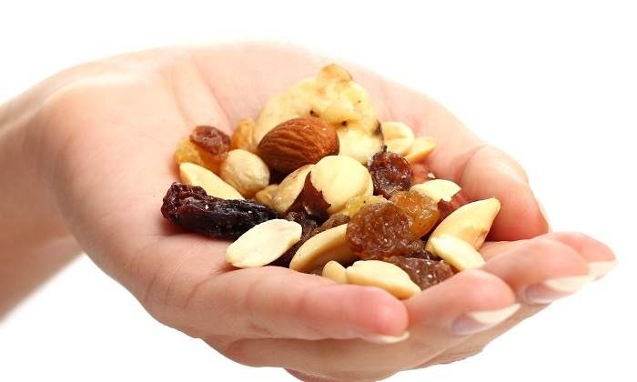 que aportan los frutos secos